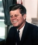 President John Fitzgerald Kennedy 1961-1963